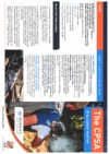 CPSA Insurance Leaflet