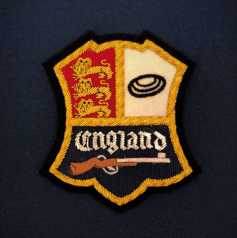 England Team Badge
