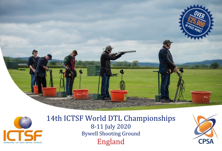 CPSA to host 2020 ICTSF DTL World Championships