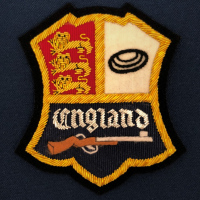 England Team Patch